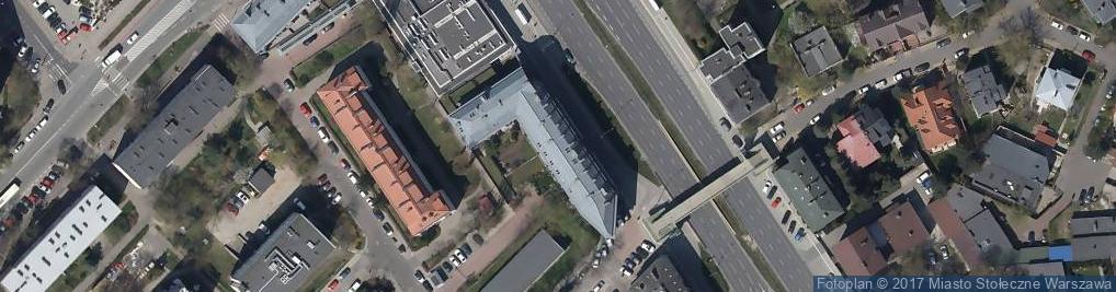 Zdjęcie satelitarne Kancelaria Radcy Prawnego Artur Teperek