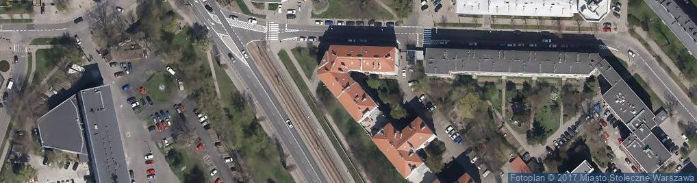 Zdjęcie satelitarne Kancelaria Radcy Prawnego Jacek Maziuk