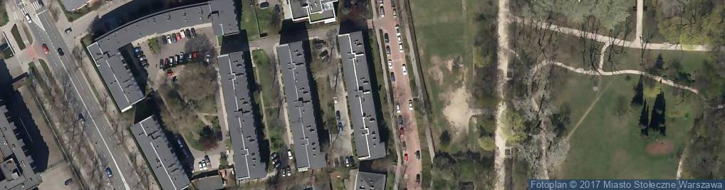 Zdjęcie satelitarne Kancelaria Radcy Prawnego Joanna Nowak-Kubiak