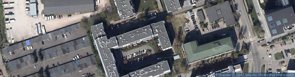 Zdjęcie satelitarne Kancelaria Radcy Prawnego Joanny Tomaszewskiej
