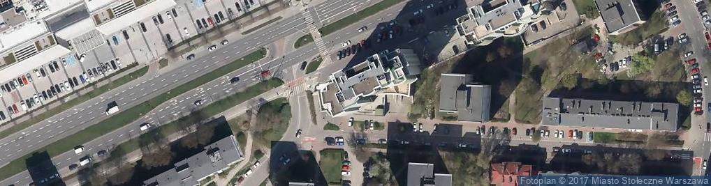 Zdjęcie satelitarne Kancelaria Radcy Prawnego Lesław Mazur