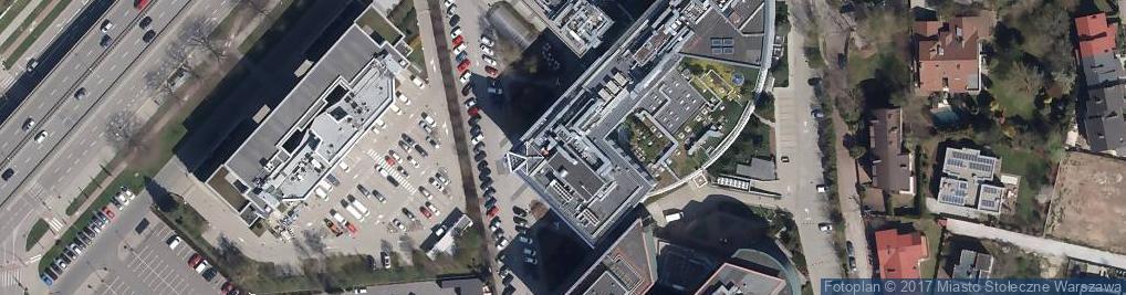 Zdjęcie satelitarne Kancelaria Radcy Prawnego Paweł Martynek