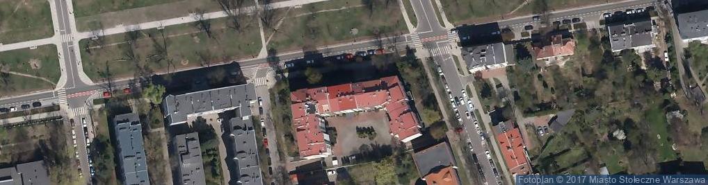 Zdjęcie satelitarne Kancelaria Radcy Prawnego Radca Prawny
