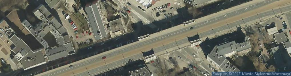 Zdjęcie satelitarne Karawela Retail Park