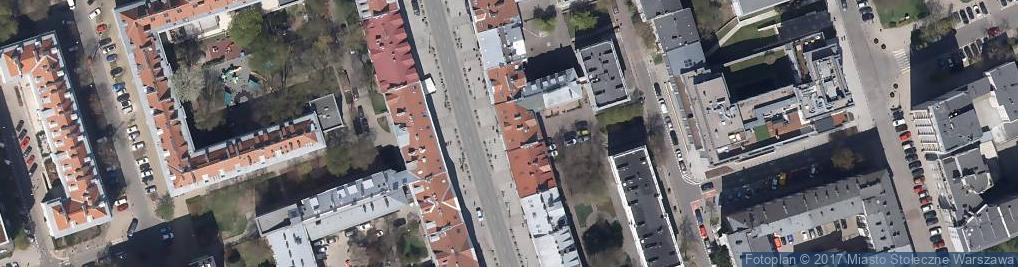 Zdjęcie satelitarne Karol Borkowski