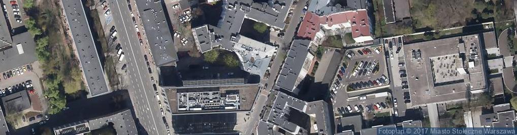 Zdjęcie satelitarne Katarzyna Grzybowska Tomaszek Consulting