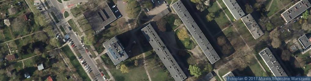 Zdjęcie satelitarne Katarzyna Wiśniewska