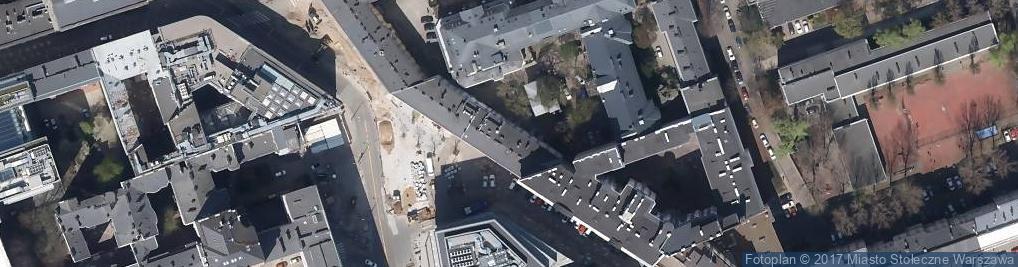 Zdjęcie satelitarne Kawiarnia Dwa na Trzy