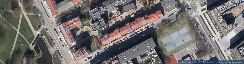 Zdjęcie satelitarne Kazimierz Chojna