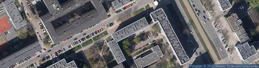 Zdjęcie satelitarne Kaztech