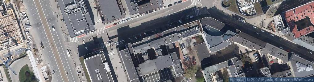 Zdjęcie satelitarne Kib Invest