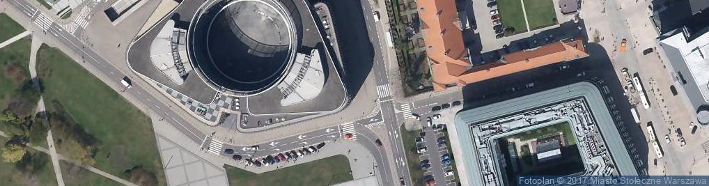 Zdjęcie satelitarne Kienbaum Sp. z o.o. Doradztwo Personalne