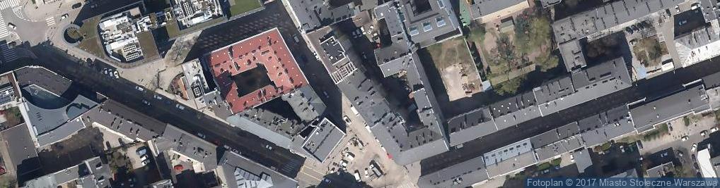 Zdjęcie satelitarne Kinder Capital