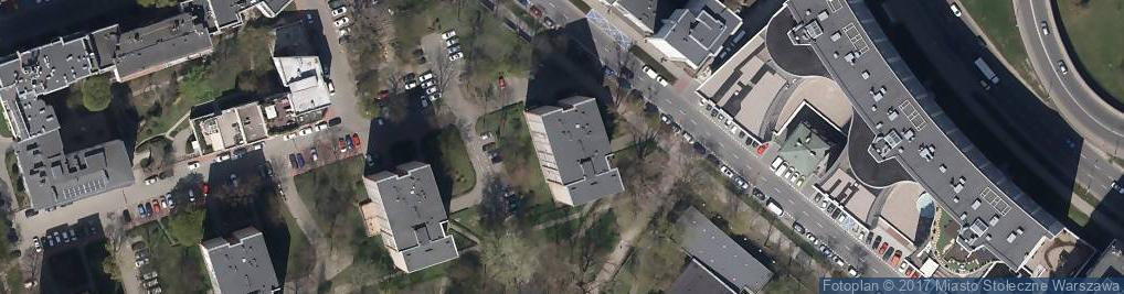 Zdjęcie satelitarne Kinga Golonka Indywidualna Praktyka Lekarska