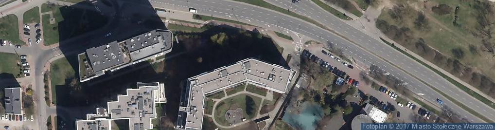 Zdjęcie satelitarne Kinga Krzyżewska - Działalność Gospodarcza