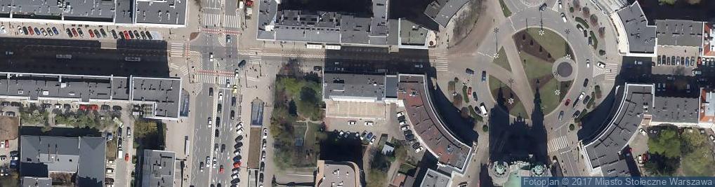 Zdjęcie satelitarne Klub Polskiego Producenta Napojów