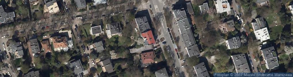 Zdjęcie satelitarne KMR Wyroby z Drewna Markowski Kajetan Mieczysław i Roman