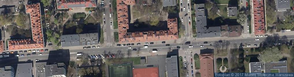 Zdjęcie satelitarne Koda Mokrzańska Małgorzata