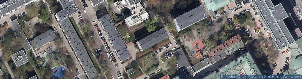 Zdjęcie satelitarne Koi Kompleksowa Obsługa Inwestycji Sołtan Kowalewski