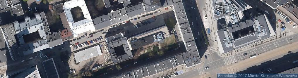 Zdjęcie satelitarne Komfort Biuro Likwidacji Szkód