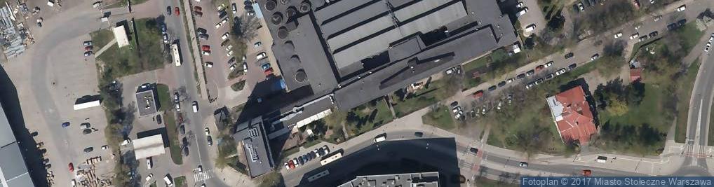 Zdjęcie satelitarne Komis Sezam