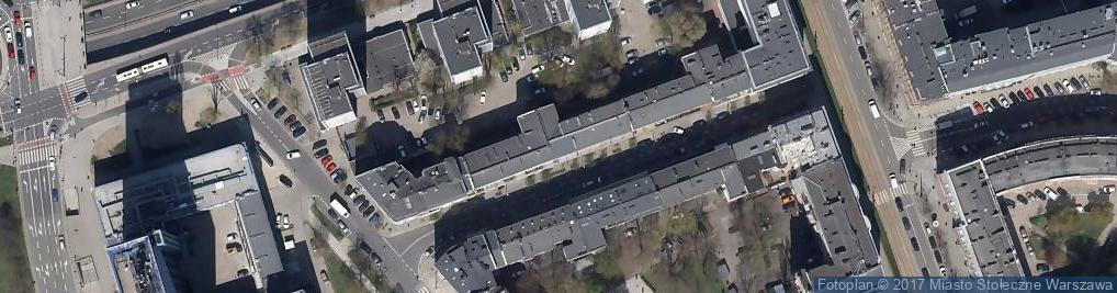 Zdjęcie satelitarne Komitet Ochrony Praw Dziecka