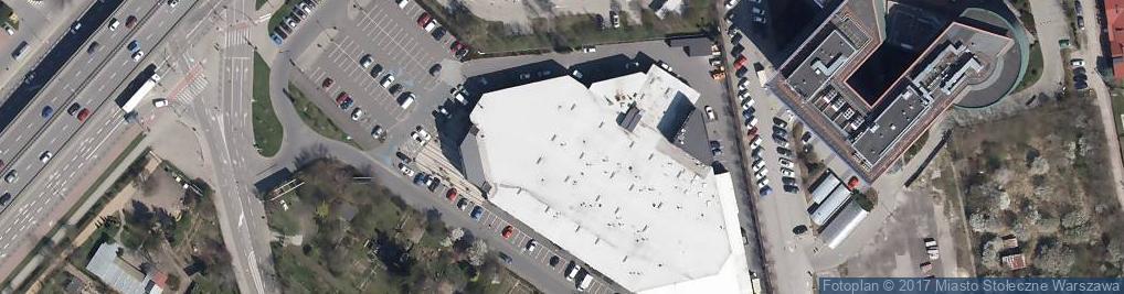 Zdjęcie satelitarne Komo