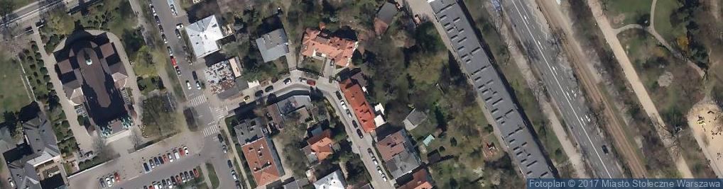Zdjęcie satelitarne Komputery Naprawa