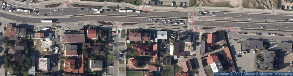 Zdjęcie satelitarne KOSTPOL wykładziny obiektowe