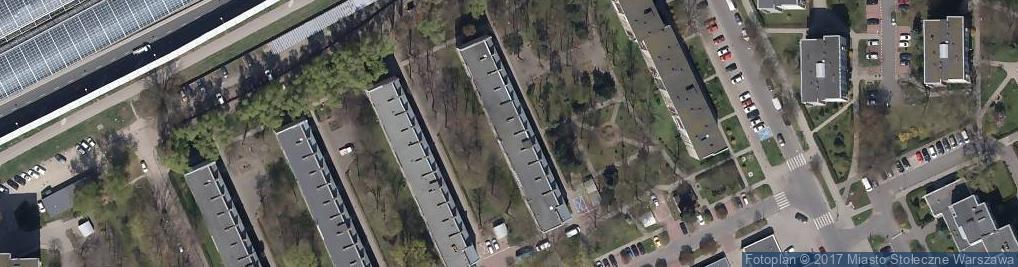 Zdjęcie satelitarne Kozak Marianna Hanna