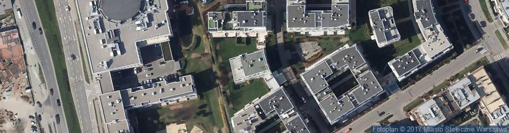 Zdjęcie satelitarne KP Consulting