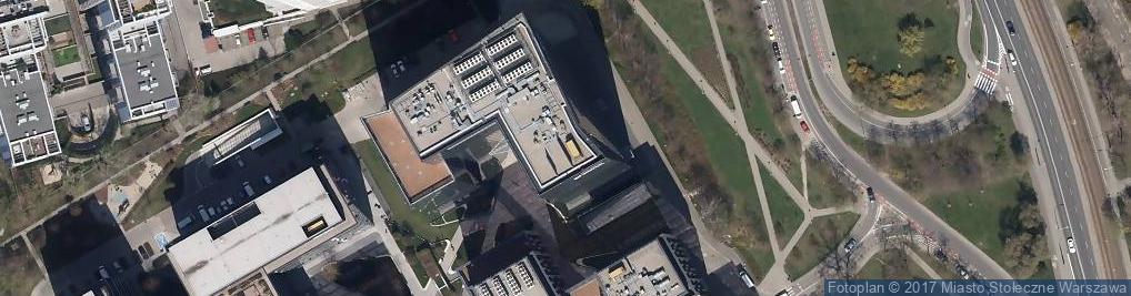Zdjęcie satelitarne Kpmg