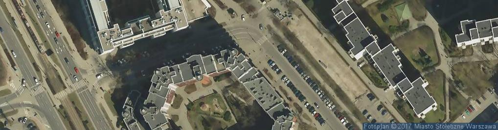 Zdjęcie satelitarne Krajowa Izba Biegłych Rewidentów