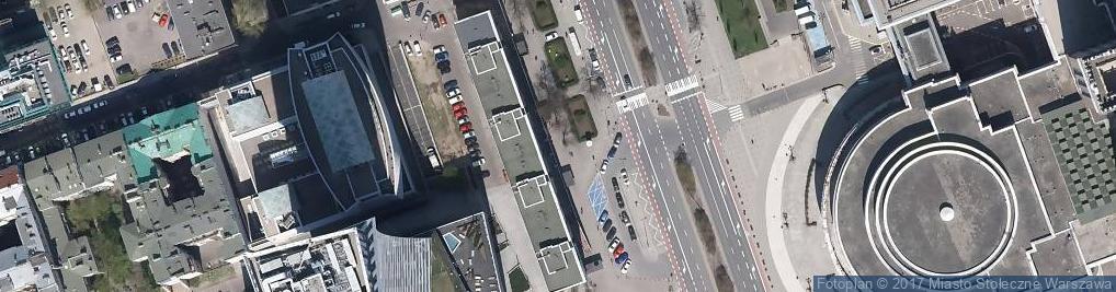 Zdjęcie satelitarne Kredyt Bank S.A. IV Oddział Filia 4