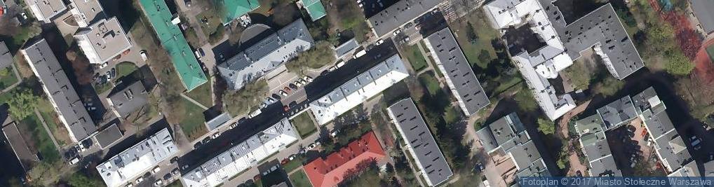Zdjęcie satelitarne Krupa It Krzysztof Krupa