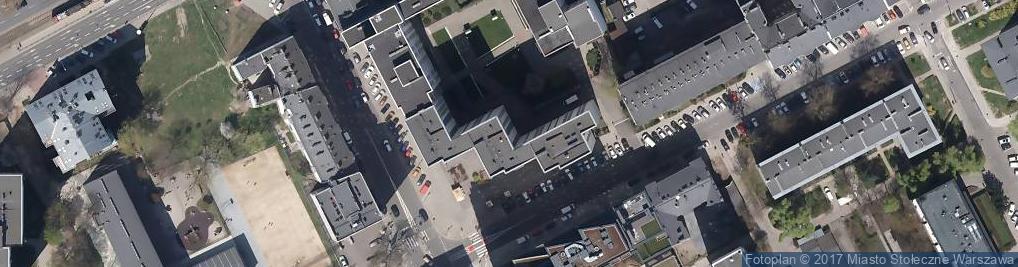 Zdjęcie satelitarne Krystyna Białokozowicz - Działalność Gospodarcza