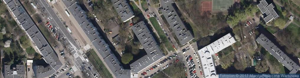 Zdjęcie satelitarne Krzysztof Berbeka Praktyka Lekarska