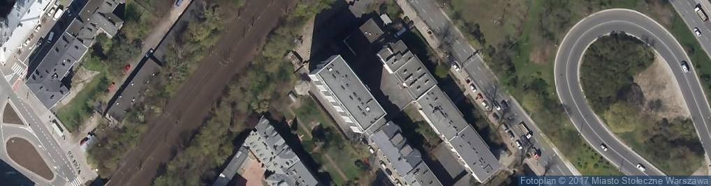 Zdjęcie satelitarne Krzysztof Biesaga