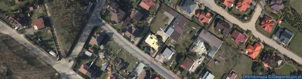 Zdjęcie satelitarne Krzysztof Maliszewski Duo-Meble