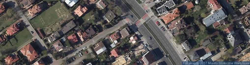 Zdjęcie satelitarne Krzysztof Szabłowski Szakal Krzysztof Szabłowski