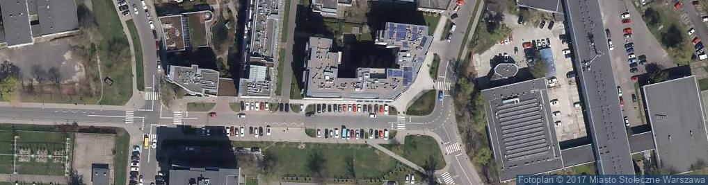 Zdjęcie satelitarne Krzysztof Szymczak BD-Serwis, Woodlife Szymczak Krzysztof Wspólnik Spółki Cywilnej