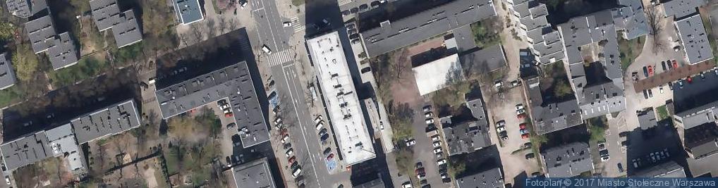 Zdjęcie satelitarne Kulczyk Holding S.A. Centrala