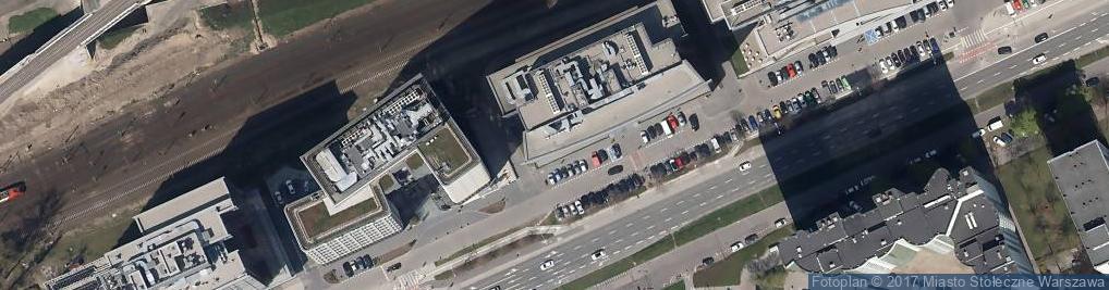 Zdjęcie satelitarne Kuwait Petroleum