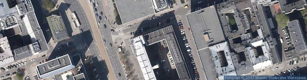 Zdjęcie satelitarne KV Projekty Inżynieryjne i Architektoniczne