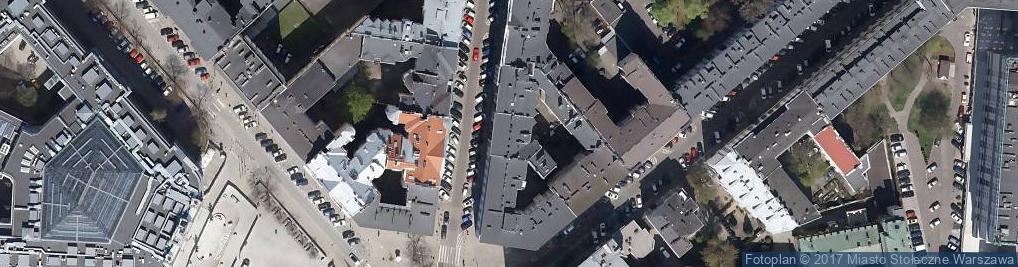 Zdjęcie satelitarne Kzgdo Zofia Osiak