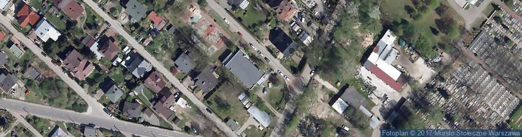 Zdjęcie satelitarne LA Salsa - Szkoła Tańca