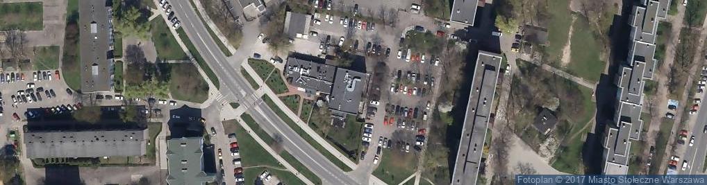 Zdjęcie satelitarne Lab Like