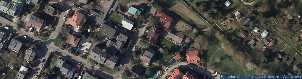 Zdjęcie satelitarne Lamilak Leszek Damięcki Józef Przeździecki
