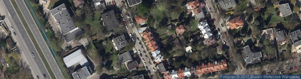Zdjęcie satelitarne Larysa Katarzyna Prądzyńska-Pozdniakow - Wspólnik Spółki Cywilnej