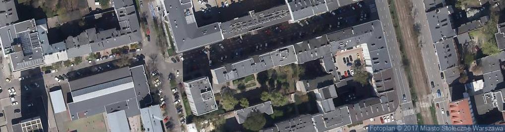 Zdjęcie satelitarne Lean Net